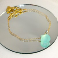 Mermaid Tear Bracelet