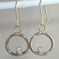 Dainty Loop Earrings