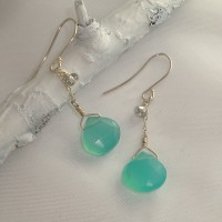 Mermaid Drop Earrings