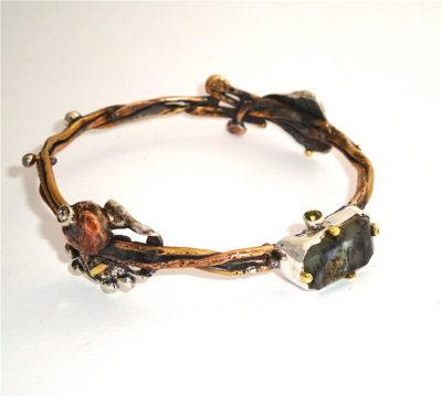 Creeping Fauna Bracelet