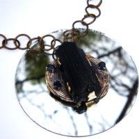 Tourmaline Sapphire Necklace