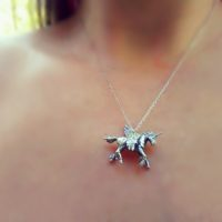Folklore Unicorn Necklace