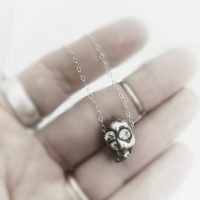 Lil Skull Pendant